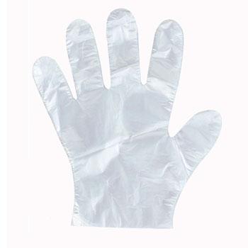 Перчатки полиэтиленовые 100 шт (50 пар)