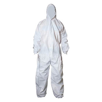 Комбинезон защитный белый 65гр.