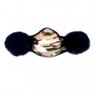 Зимняя маска OXY камуфляж бежевый