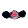 Зимняя маска OXY камуфляж розовый